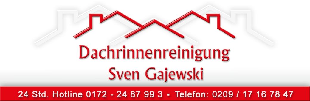 Dachrinnenreinigung-Gajewski